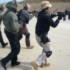 Training with U.S. Marshals - USA 2012